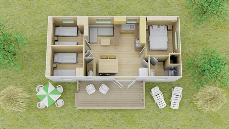 Bed  Bath Home Plans